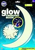 The Original Glowstars Company Glow Crescent Moon