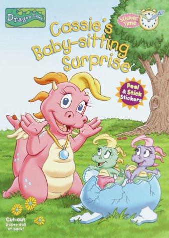 Cassie's Babysitting Surprise (Sticker Time)