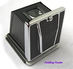 Waist Level Finder for Hasselblad, Kiev 88, Salyut Medium Format Camera