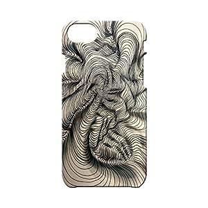 BLUEDIO Designer Printed Back case cover for Apple Iphone 7 - G2457