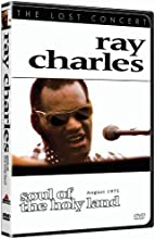 Ray Charles Soul of the Holy Land - The Lost Concert