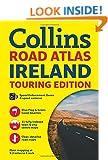 Ireland Road Atlas (International Road Atlases)