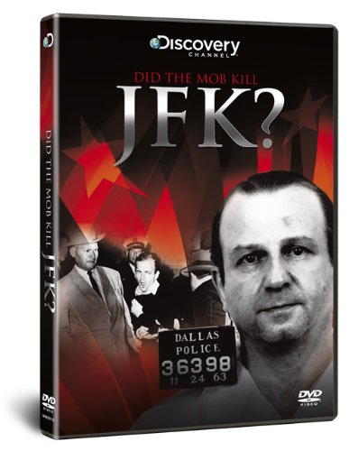 JFK Conspiracies: Did the Mob Kill JFK? [DVD] [Edizione: Regno Unito]