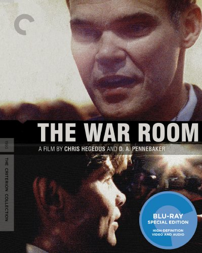 Cover art for  The War Room (The Criterion Collection) [Blu-ray]