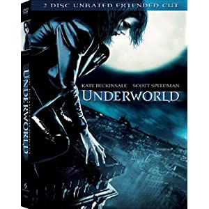 Amazon.com: Underworld (Unrated Extended Cut): Kate Beckinsale ...