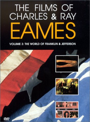 Films of Charles & Ray Eames 3 [DVD] [1977] [Region 1] [US Import] [NTSC]