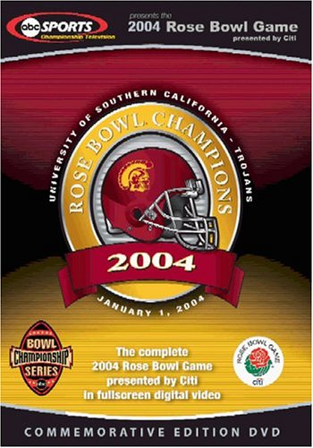 2004 Rose Bowl Game: USC versus Michigan [DVD] [Region 1] [US Import] [NTSC]