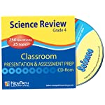 NewPath Learning Science Interactive Whiteboard CD-ROM, Site License, Grade 4