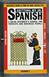 img - for Getting By in Spanish: with Audiocassettes book / textbook / text book