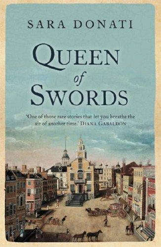 Queen of Swords (Wilderness #5)