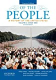 img - for Of the People: A History of the United States, Concise, Volume II: Since 1865 book / textbook / text book