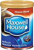 Maxwell House HOUSE BLEND Medium Ground Coffee 297g pack of 1 (American)