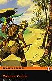 Daniel Defoe Robinson Crusoe Book & MP3 Pack: Level 2 (Penguin Readers (Graded Readers))