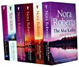 Nora Roberts Nora Roberts Collection 6 Books Set Pack New RRP: £ 40.94 (The Mackade Brothers) (The Calhouns) (The Mackade Brothers: Devin and Shane, The Mackade Brothers: Rafe and Jared, The Calhouns: Catherine, Amanda and Lilah, The Calhouns: Suzanna a