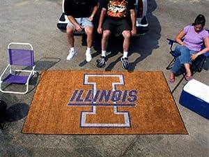 Buy Fanmats Illinois Fightin Illini Ulti-Mat by Fanmats