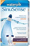 Waterpik SWS 360 Sinusense Squeeze Bottle Includes...
