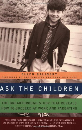 Ask the Children: The Breakthrough Study That Reveals How...