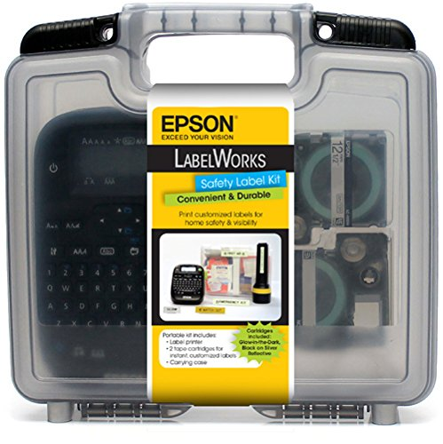 Epson Labelworks Safety Label Kit (C51Cb70200) front-61384