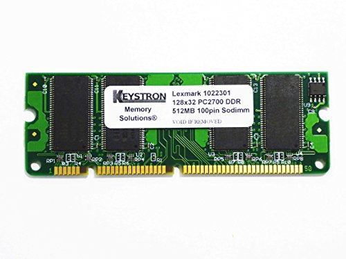 512MB DDR 100-pin printer