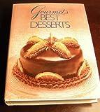 Gourmet's Best Desserts (0394564227) by Gourmet Magazine Editors