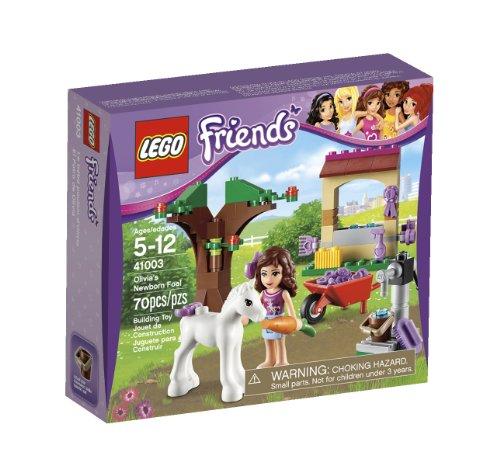 LEGO Friends Olivia Newborn Foal 41003