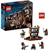 LEGO PIRATES OF THE CARIBBEAN THE CAPTAINS CABIN - 4191