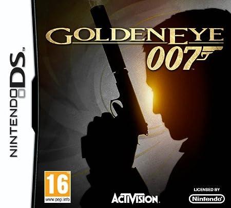 James Bond GoldenEye 007 (Nintendo DS)