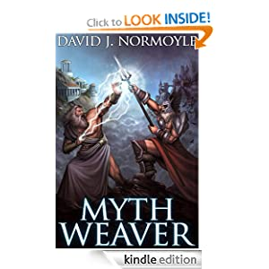 Free Kindle Book: Myth Weaver, by David J. Normoyle