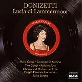 Gaetano Donizetti Lucia Di Lammermoor (Serafin, Maggio Musicale, Callas)