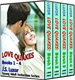 LOVE QUAKES: BOXED SET (BOOKS 1-4)