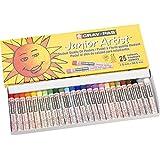 Sakura XEP25 25-Piece Cray-Pas Junior Artist Assorted Color Oil Pastel Set