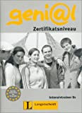 img - for Geni@l: Deutsch Als Fremdsprache Fur Jugendliche: Intensivtrainer B1; Zertifikatsniveau (German Edition) book / textbook / text book