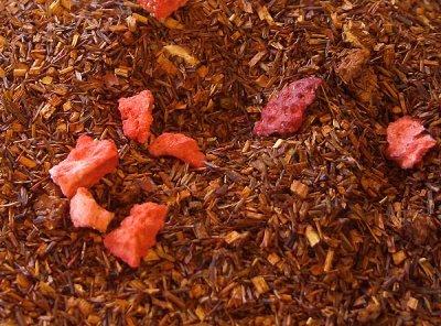 Erdbeer-Sahne , Rooibosteemischung von Ballhause time for tea e.K. bei Gewürze Shop