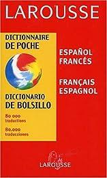 Dictionnaire de poche : Espagnol/français, français/espagnol