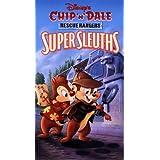 Chip 'N' Dale Rescue Rangers Super Sleuths [VHS] ~ Corey Burton