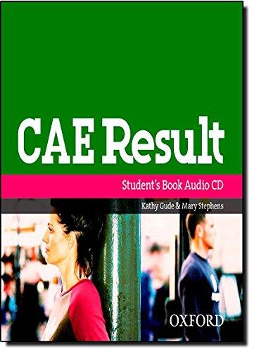 CAE Result:: Class Audio CDs (2)