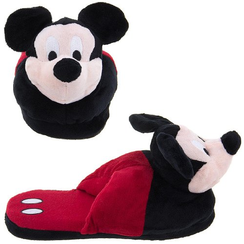 Cheap Mickey Mouse Cartoon Slippers for Men (B0096UBL9O)
