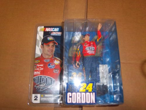 "Jeff Gordon #24 Action McFarlane 6"" Figure Series 2"