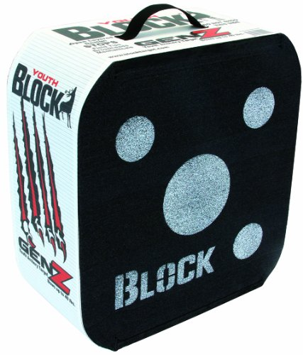 Field Logic Youth Block GenZ Open Target (Black Hole Archery Target compare prices)
