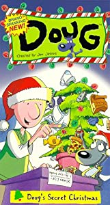 Doug Dougs Secret Christmas Vhs by Walt Disney Video