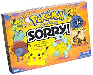 Pokemon Sorry!