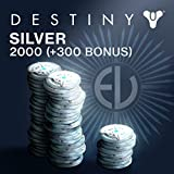 Destiny: 2000 (+300 Bonus) Destiny Silver - PS4 [Digital Code]