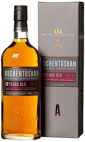 シングルモルト ウイスキー オーヘントッシャン 12年 700ml