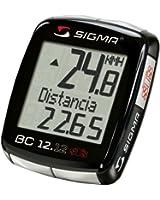 Sigma Sport BC 12.12 + STS Ordinateur de vélo