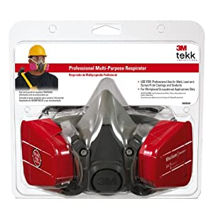 3M Professional Multi-purpose Respirator,Medium