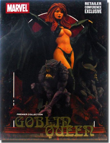 Goblin Queen Exclusive Statue - Buy Goblin Queen Exclusive Statue - Purchase Goblin Queen Exclusive Statue (Marvel Statues, Busts, Prop Replicas, Toys & Games,Categories,Action Figures,Statues Maquettes & Busts)