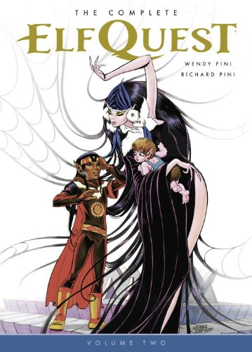 The Complete ElfQuest, Volume Two