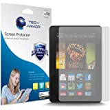 Tech Armor Kindle Fire HDX 7 Anti-Glare/Anti-Fingerprint (Matte) Screen Protectors [3-Pack] Lifetime Warranty