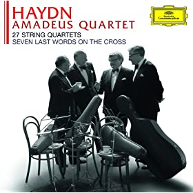 Haydn: String Quartet In C, Hiii No.72, Op.74 No.1 - 1. Allegro Moderato