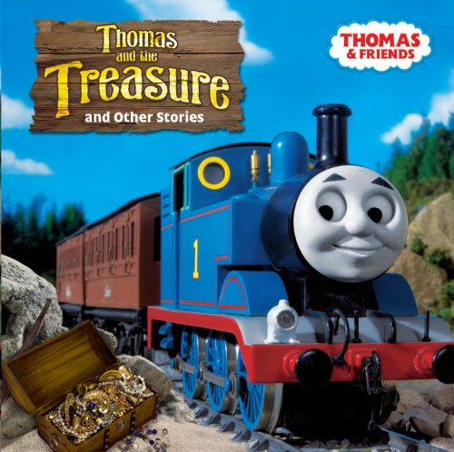 Thomas and the Treasure: And Other Stories (Thomas & Friends (8x8))